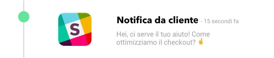 Supporto Shopify Italia