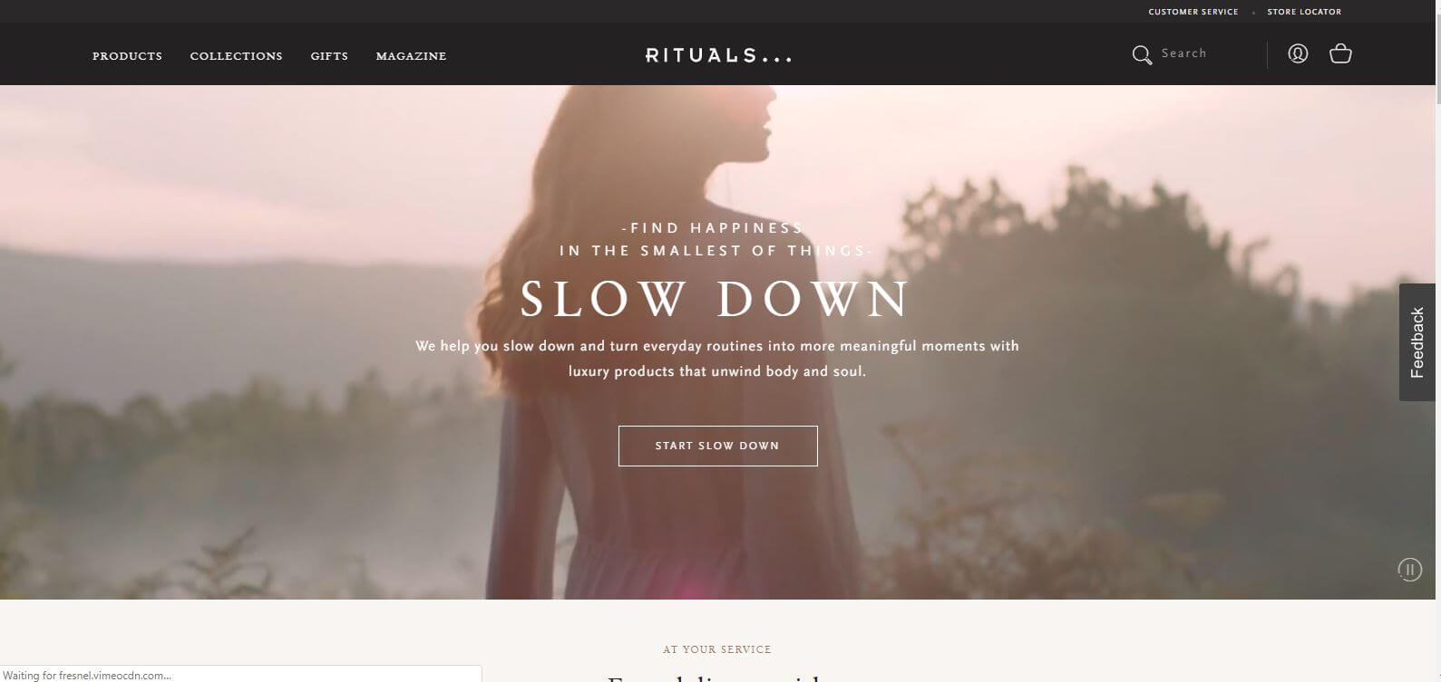Rituals // Video-Analisi CRO di un Ecommerce // Ottimizzare Conversioni