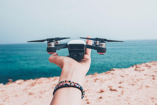 Idee per ecommerce 2020: drone per selfie