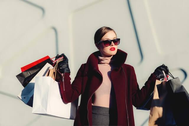 Online shopping abiti