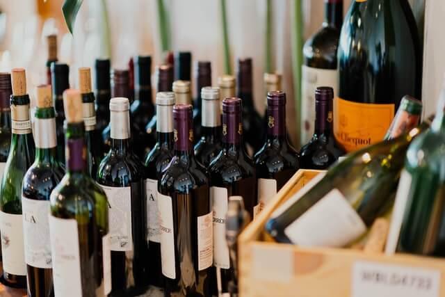 online vendita vino